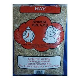 Animal Dreams Compressed Hay With Carry handle 384794