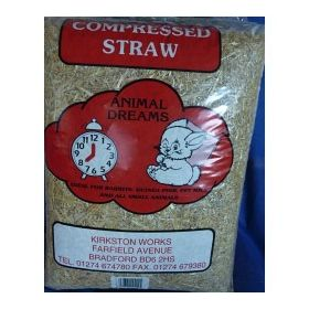 Animal Dreams Compressed Straw With Carry handle 384815