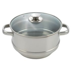 Pendeford Stainless Steel Collection Steamer 20cm 329736