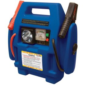 Streetwize Portable Power Station With Air Compressor 196544