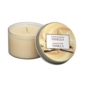 Price's Candles Scented Tin Sweet Vanilla