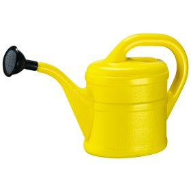 Green Wash Childrens Watering Can 1L Yellow 626317