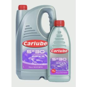 Carlube 5W-30 Longlife Fully Synthetic Engine Oil 1L 113143