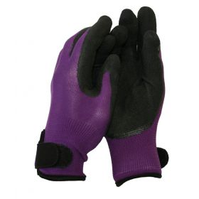 Town & Country Weedmaster Plus Gloves Plum Small 174278