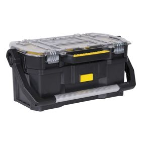 Stanley Tool Tote With Parts Organiser 313114
