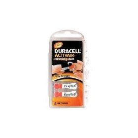 Duracell Hearing Aid Battery - 13 Pack 6 316434