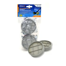 Vitrex Replacement Filters Pair A1 341614