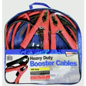 Streetwize Booster Cable 400 Amp To 4000cc 2.5m 346289