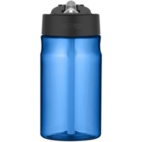 Thermos Hydration Bottle with Straw Blue 355ml 355384