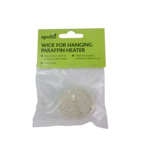 Apollo Wick For Hanging Paraffin Heater 1.5cm width 357183