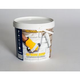 No More Damp Technoseal Damp Proofing Paint 5L White 358384