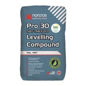 Norcros Pro 30 Fast Track Eco Levelling Compound 20kg 359280