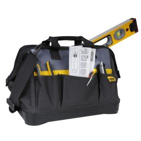 Stanley Open Mouth Tool Bag 16inch 366141