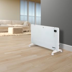 SupaWarm Wall Mounted Or Free Standing Panel Heater 2000w !P24 344692