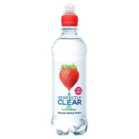 Perfectly Clear Strawberry Water 500ml x 12 343532