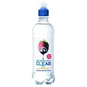 Perfectly Clear Summer Fruit Water 500ml x12 343533