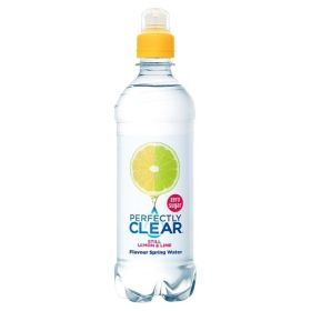 Perfectly Clear Lemon & Lime Water 500ml x 12 343535