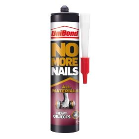 UniBond No More Nails All Materials Heavy Objects 101964