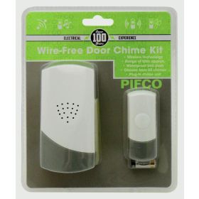 Pifco Mains Cordless Doorchime 102392