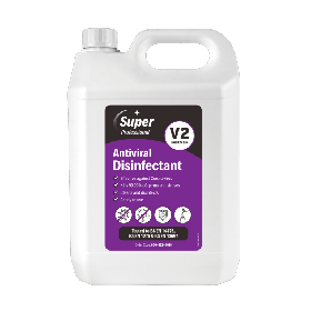 Coventry Chemicals V2 Anti Viral Disinfectant 5L 102420