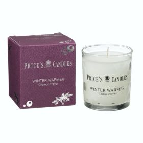 Prices Candle Jar Winter Warmer 103993