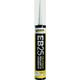 Everbuild Ultimate Sealant & Adhesive Clear 300ml 104235