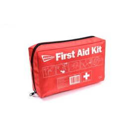 Streetwize First Aid Kit In Soft Bag Din13164