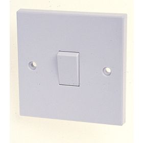 Lyvia Switch 1 Gang 1 Way Pack 10 561934