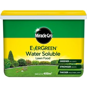 Miracle-Gro Water Soluble Lawn Food 2kg Tub 429330