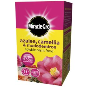 Miracle-Gro Azalea, Camellia & Rhododendron Soluble Plant Food 1kg 839683