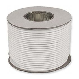 Lyvia 2182Y White Cable 2x0.75mm x100m 440120