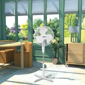 """SupaCool Oscillating Stand Fan 16"""" 617827"""