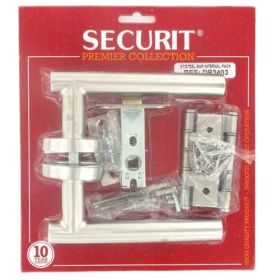 Securit Bar Stainless Steel Latch Pack 630460