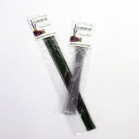 """Oasis Hobby Wire - Green Lacquered Wire 10"""" x 22 Gauge x 25g 653211"""