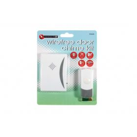 Pifco Wirefree Door Chime Kit 401240