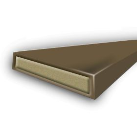Astroflame Intumescent Seal Fire & Smoke Brown 15 x 4 x 2100mm 795020