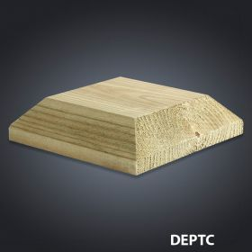Cheshire Mouldings Decking Patrice Cap 110mm 419921