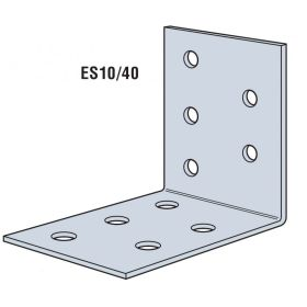 Simpson Strong Tie Nail Plate Angle Bracket 60 x 60 x 40 334710