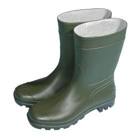 Town & Country Essentials Half Length Wellington Boots - Green UK Size 12 - Euro Size 46 878897